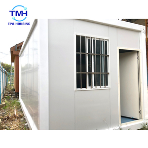 portable designed prefabricated house container