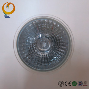 Gu10 110-120/220-240v 35W/50W halogen lamp MR16 Ceramic lamp cup