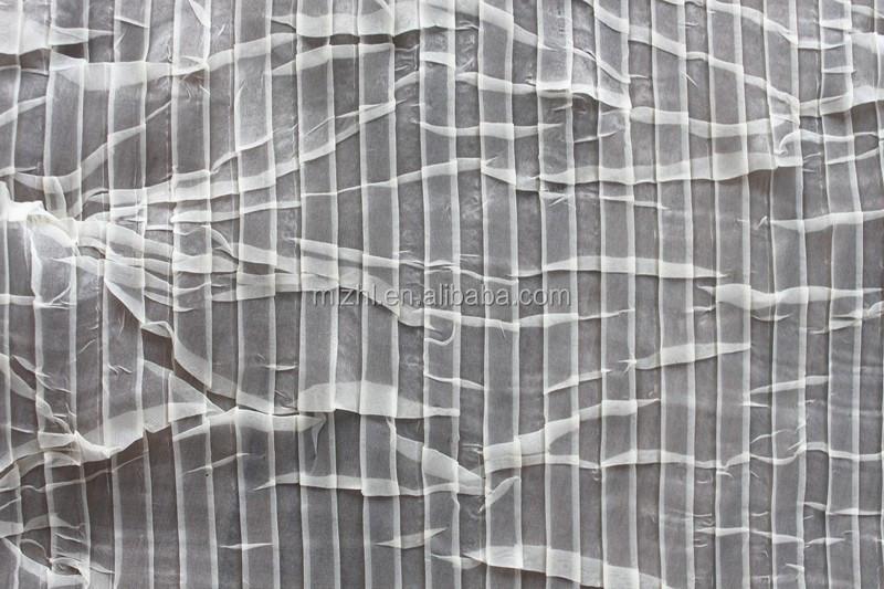 plissee polyester stoff organza plissee stoff produkt id 60211965503. Black Bedroom Furniture Sets. Home Design Ideas