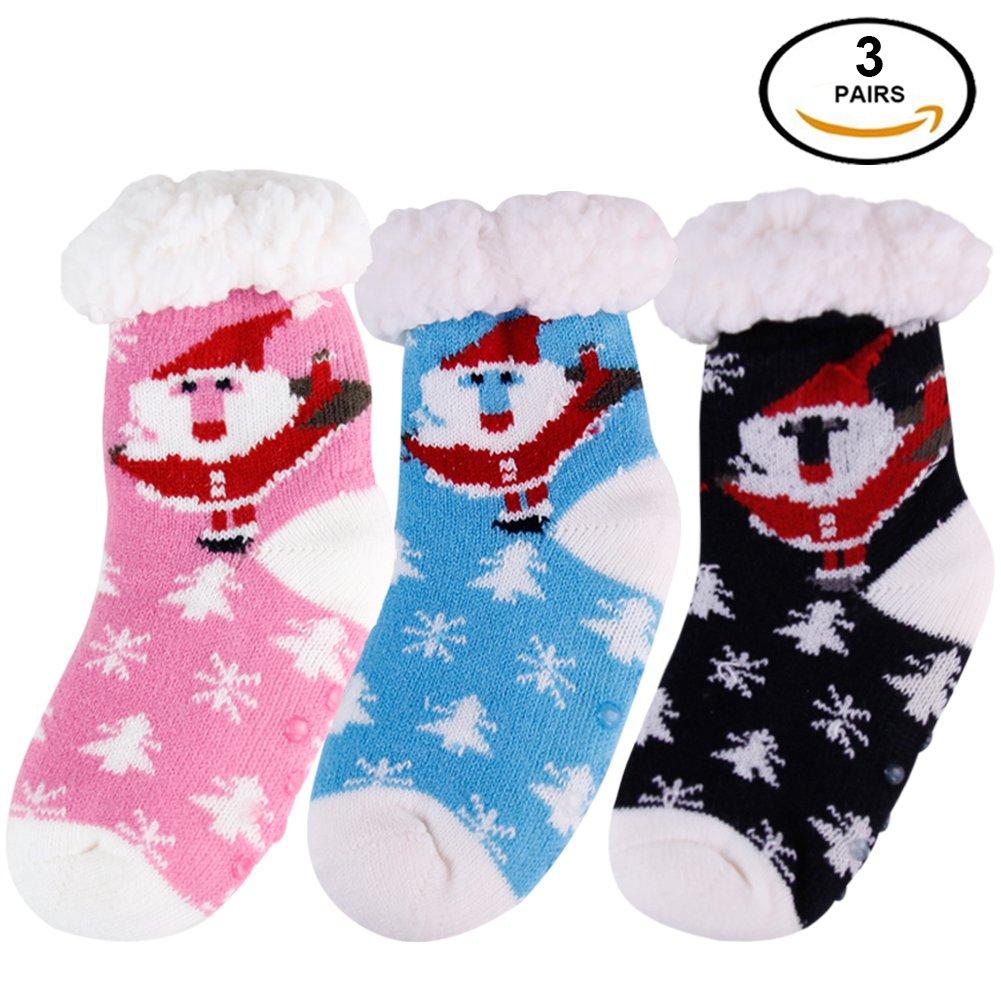 Cheap Kids Christmas Slipper Socks, find Kids Christmas Slipper ...