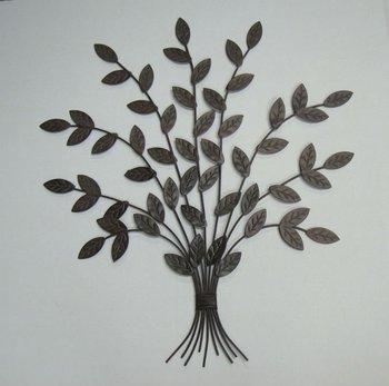 Metal Tree Wall Decoration