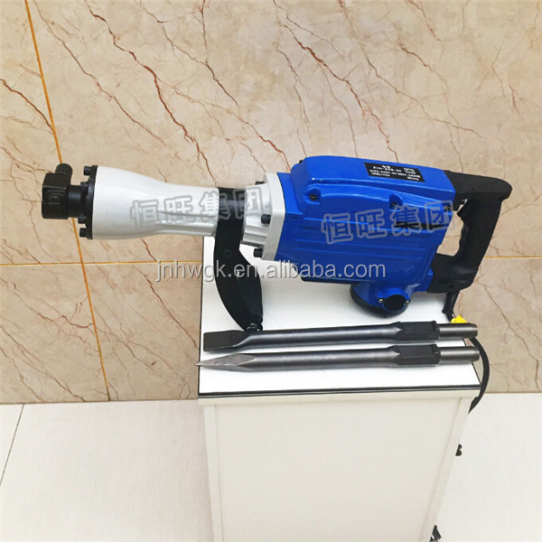 electric chipping hammer tools/Light weight demolition hammer/hammer