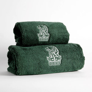 Embroidery Logo pool bath hotel towel decoration for sale