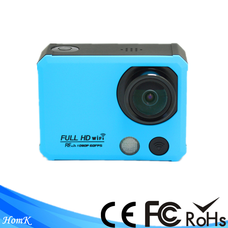H2019 Mini 4K Digital Video Camera Waterproof Wifi