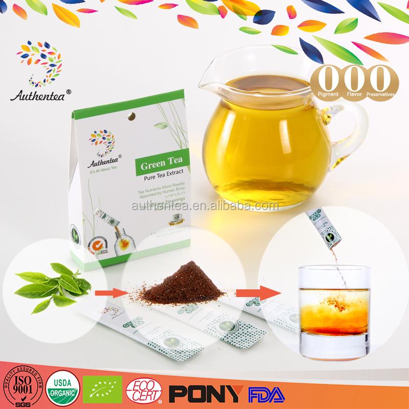 чай для похудения побочные действия