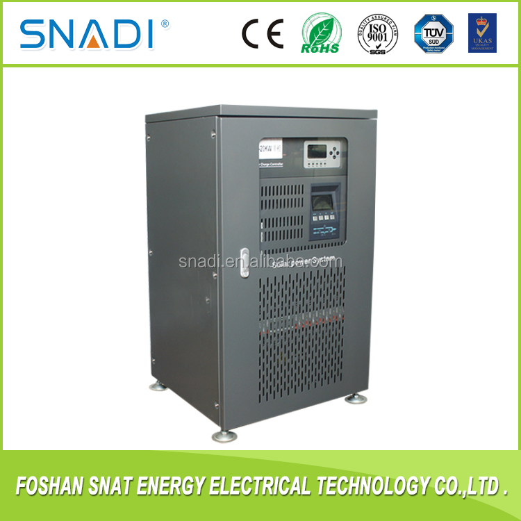 China supplier 15kw/20kw power transformer with controller off gird inverter
