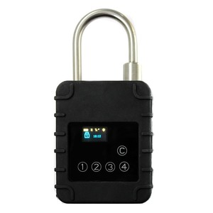 GPS tracking Padlocks Remote Control Waterproof outdoor locks Real-time tracking Electronic seals locks