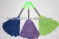 2013 new product microfiber cotton water mop