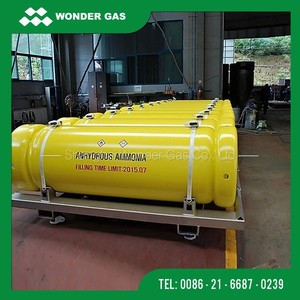 Promotion 400L Chlorine Gas Cylinder Sizes