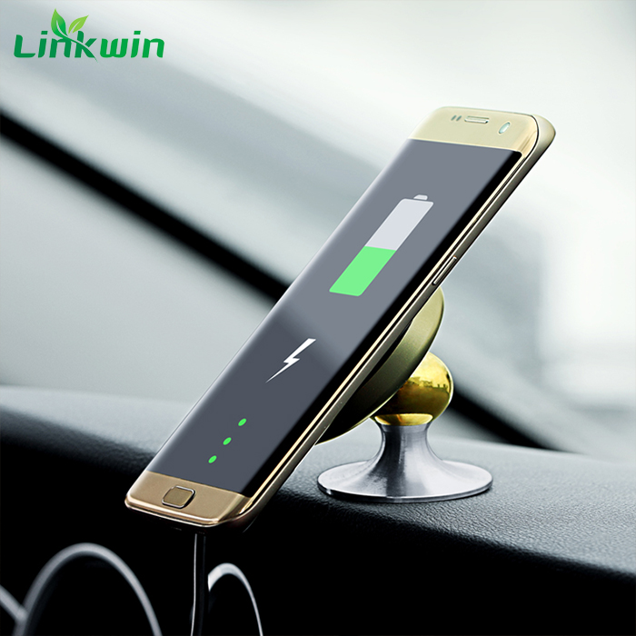 Universal wireless charger wireless car charging stand for smart phone