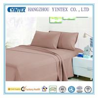 Egyptian Cotton Bed Sheet 1500TC Flat Sheet Set