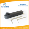 High-class cnc tool holder, lathe cutting tools, indexable thread turning tools