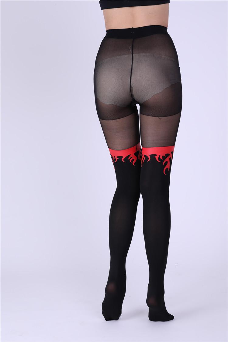 फैक्टरी कस्टम सुपर लोचदार सांस कपड़े सेक्स देवियों महिलाओं रेशम मोजा