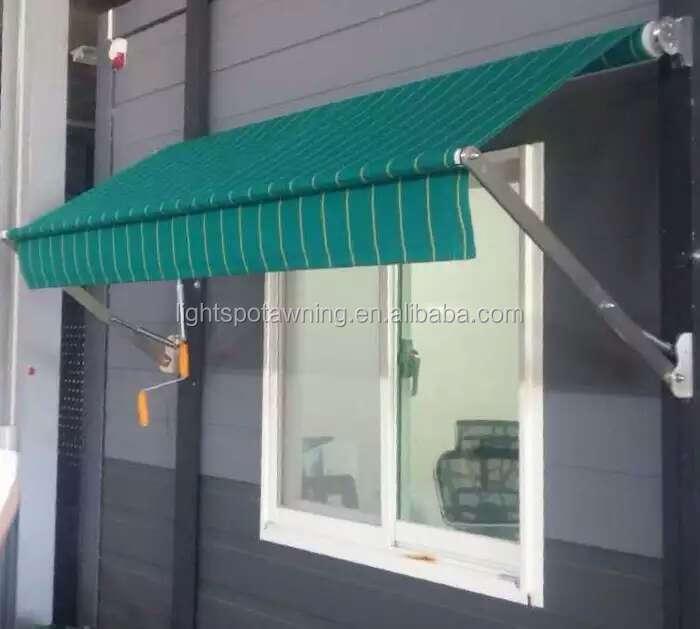 inicio patio elctrico roll up sun shades ventana toldo con ventana toldo