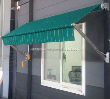 2016 home electric patio roll up sun shades window awning with
