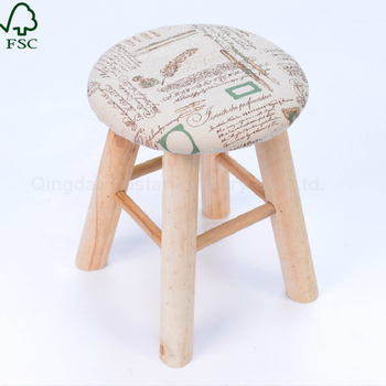 Fabric Cushioned Small Round Stools Low Footstool Wooden Designed for sale  sc 1 st  Alibaba & Fabric Cushioned Small Round Stools Low Footstool Wooden Designed ... islam-shia.org