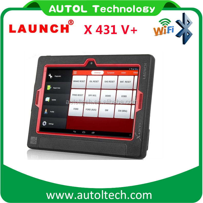 New scanner for car x431 v+ launch x431 software crack best promotioal price cheaper than launch master x431 scanner price