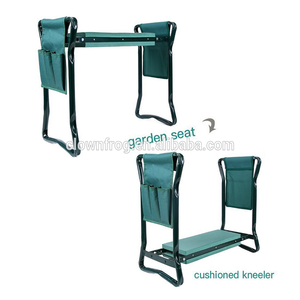 Garden Kneeler and Seat with Bonus Tool Pouch