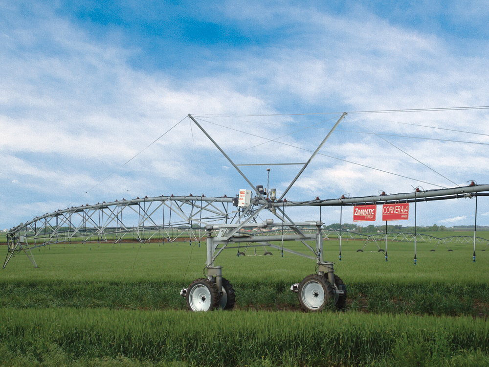 Center Pivot Irrigation System/Round Sprinkling machine (Large and Small)