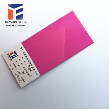 Ral 9016 Powder Coated Aluminium Table Paint Polyester