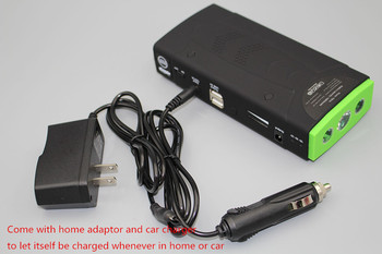 Use in car jump starter 12000mah power bank for car emergent auto start