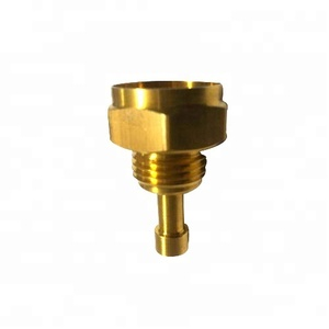 10 Years Manufacture Experience 1/2 Inch Spare Brass Barb Fitting Parts