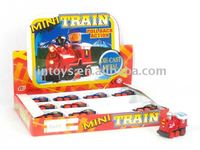 Diecast Toy,Diecast Train,Pull Back Metal Loco (12in1) -- BA35765
