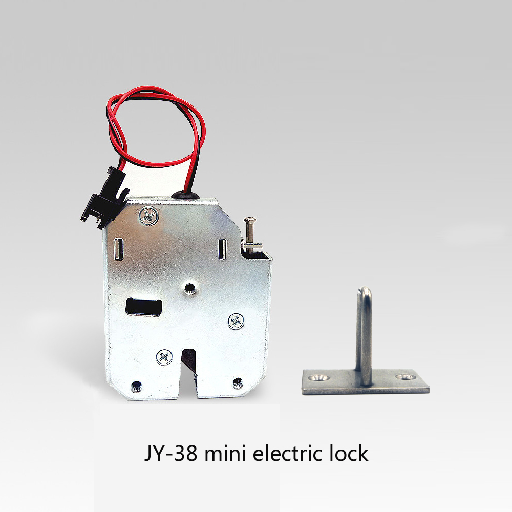 Electronic Solenoid 12V -24V Mini Small Electromagnetic Lock