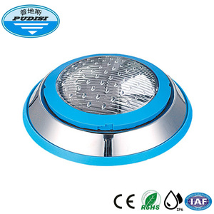 Wall mounted led submersible swimming pool lights