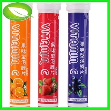 OEM service private label brand hot selling dietary supplement 4g vitamin c tablets for skin