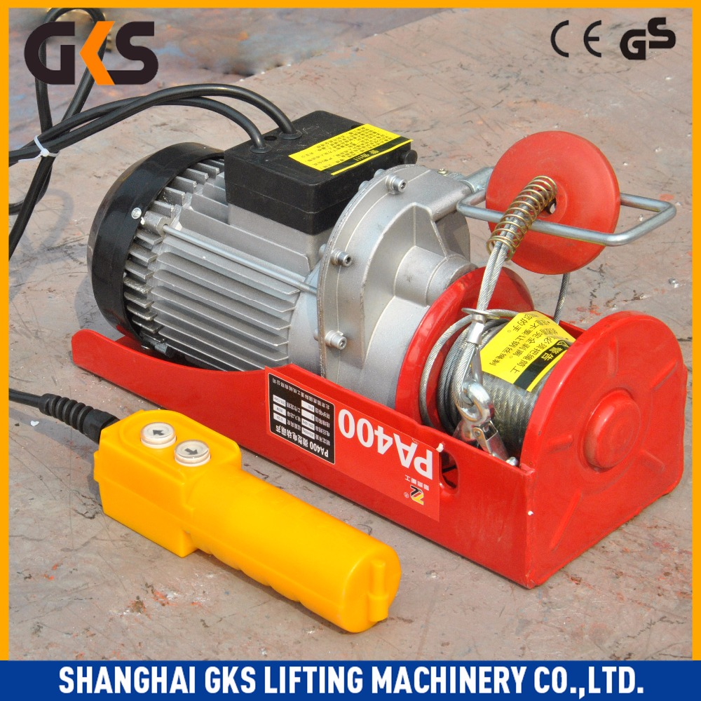 Mini Electric Wire Rope Hoist Crane 500kg electrical hoist crane 500kg, electrical hoist crane 500kg  at crackthecode.co