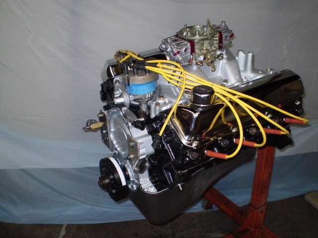 Ford 460 High Performance Engine