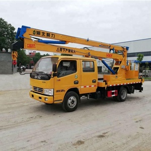 Foton 12m high-altitude operation truck for maintenance