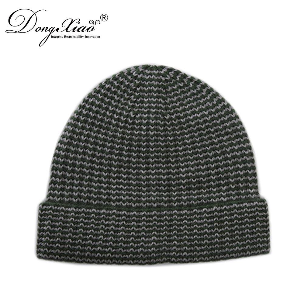 Commercio all'ingrosso a buon mercato su ordinazione slouchy cashmere donna cappelli di inverno