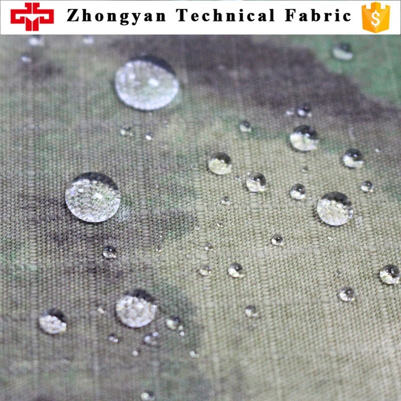 Zhongyan comfortable 65%/35% polyester/cotton ripstop uniform fabric