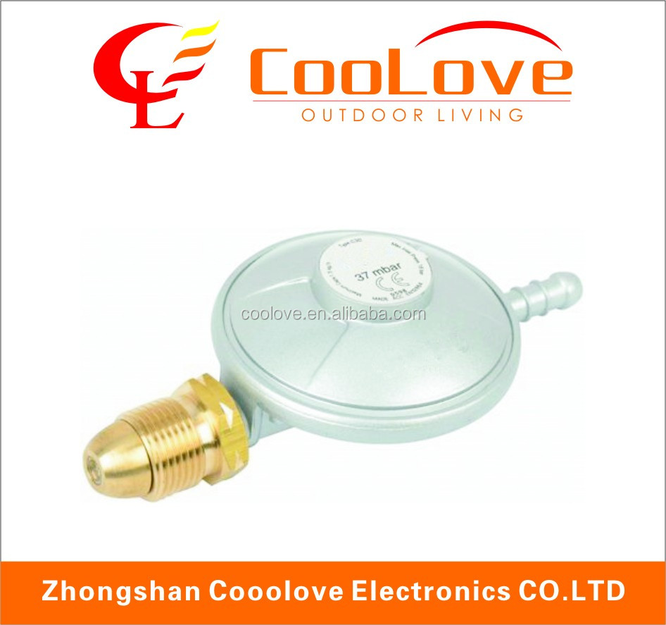 safety portable gas heater lpg gas regulator with CE approved
