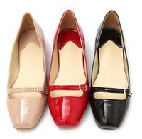 popular sweet and comfortable china shoe supplier wholesale ballerina shoe 2014 women flat shoes