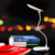 """Paradise Bird"" LED Eye Protection Reading Light USB Rechargeable Touch Control Flexible Gooseneck LED Lights"