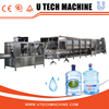 full automatic 5 gallon water bottle filling line/5 gallon water line/5 gallon jar bottling machine