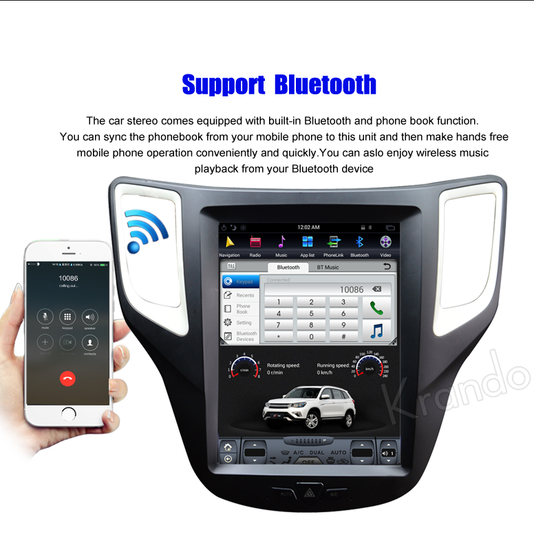 car radio for changan cs35