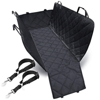 Amazon Hot Selling Waterproof Scratch Proof Pet Hammock Dog Car Seat Cover