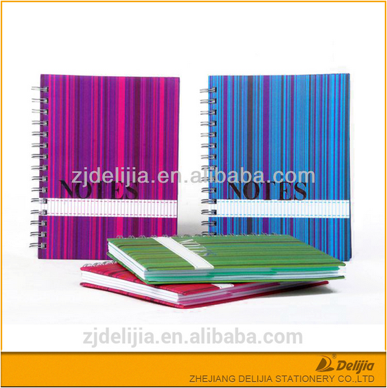 New production recycle cheap stationery for student cardboard cover notebook