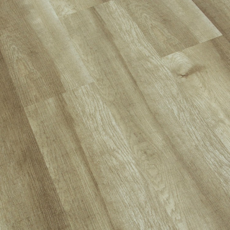 5mm Soft Brushed Oak Crystal Solid Color Vinyl Flooring