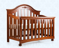 European Modern Bedroom Furniture Modern Wooden Toddler Bed