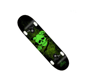 "7.5"" High quality maple complete skateboard , nice design 7ply Canadian maple skateboard set"