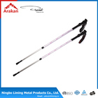 Cheap price hot factory supply Soft EVA 85-137cm Inner lock walking stick