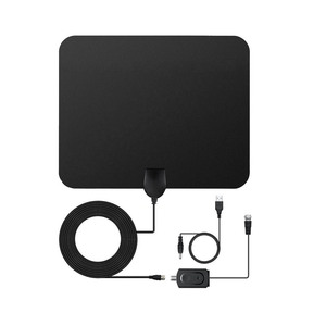 2018 Hot Selling DTV Flat TV Antenna tv Digital tv antenna indoor For HDTV 1080P DTV HD Ready