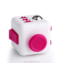 First Generation Custom 6 Sides Fidget Cube For Children And Adults