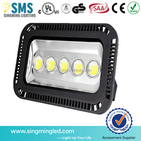 Epistar cob best seller led floodlight factory warehouse outdoor floodlight