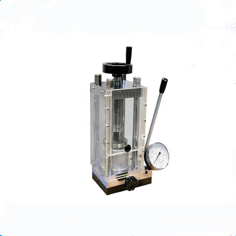 24t Laboratory Press With Built In Hydraulic Pump & Protection Cover - Buy  Electric Hydraulic Press,Laboratory Press,Press With Hydraulic Pump Product